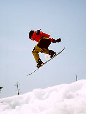 Let's Go Snowboarding!