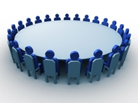 """The Round Table"" Discussion Forum"