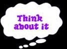 Phrasal Verbs – think