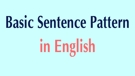 Do You Understand This English Sentence?
