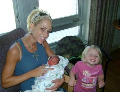 Michelle Mccool Baby and michelle mccool baby