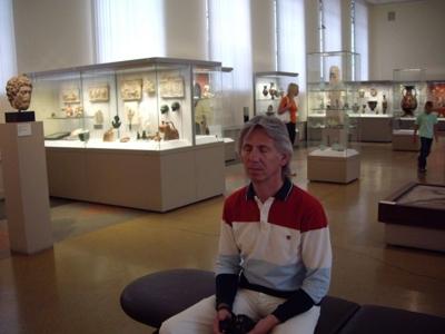 The Pushkin Museum of Fine Arts (Russian: Музей изобразительных искусств им. А.С. Пушкина)