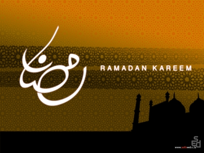 God bless you all in this great month of Ramadan :)
