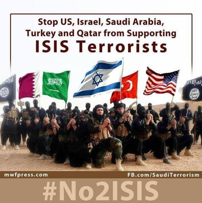 who support Daesh?