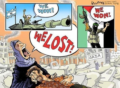 Who kills Palestinian kids? The war does. End the stupid war.