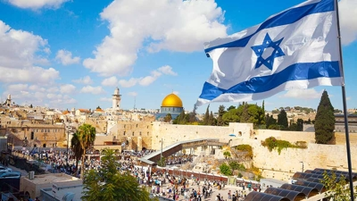 Jerusalem the Capital of Israel Welcomed the ambassador of the U.S.A.