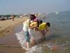 me and sea