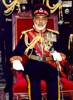 Qaboos(the sultan of Oman)