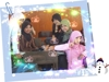 With my classmates