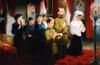 Tsar Nicholas II and his family