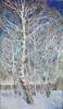 Russian impressionism. I. Grabar. February azure.