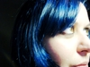 Miss my blue hair but I think I'm too old to pull that kind of style now. Woe.