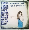 u have to get over it