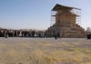 Koorosh(cyrus) cemetery-Shiraz
