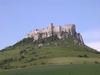 The Spis Castle in Slovakia=]