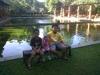 my kids in Bandung