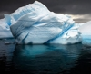 """""""The last Iceberg"""" By Camille Seaman"""