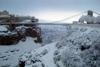 constantine in snow