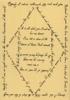 Diamond Calligraphy