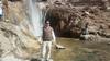 semirom waterfall