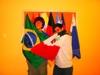 Mix of nationalities