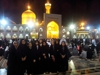 Imam Rida's holy shrine