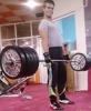 der lift 170 kg ,,,, me