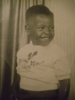 Me at 3 yrs. old, circa 1957