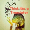 i love Translation ...happy translator's day