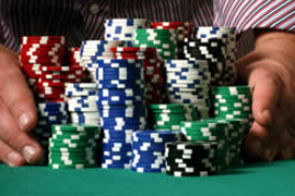 Ante up poker definition