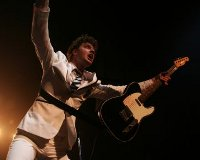 Interview: Nicholaus Arson a.k.a. Guitarist for the Hives