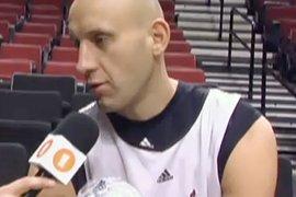 Second-Chance Points - Žydrūnas Ilgauskas of the Miami Heat