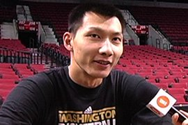 Yi Jianlian - Put the Ball on the Floor
