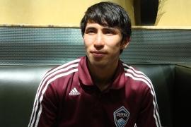 Come From Behind - Kosuke Kimura of the Colorado Rapids