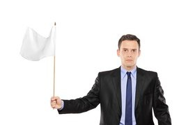 Wave the White Flag