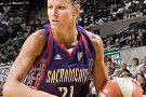 """The sky's the limit"" - Ticha Penicheiro of the Monarchs"