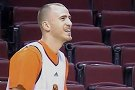 """Fast Break"" - Sergio Rodriguez of the New York Knicks"
