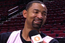 Get Someone's Back - Juwan Howard of the Miami Heat