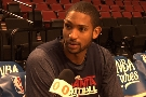 Boards - Al Horford of the Atlanta Hawks