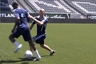 Tackle – Aurelien Collin of Sporting Kansas City