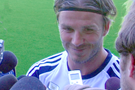 Buzz - David Beckham