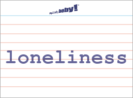 loneliness test