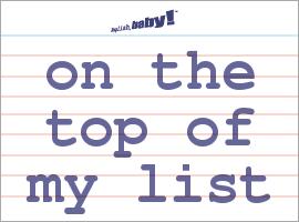 My Top List