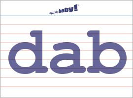 Dab a Sight Word Fry 1-100 |Melting Word Dab