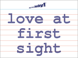 love at first sight 3 essay