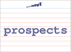 what does prospects mean